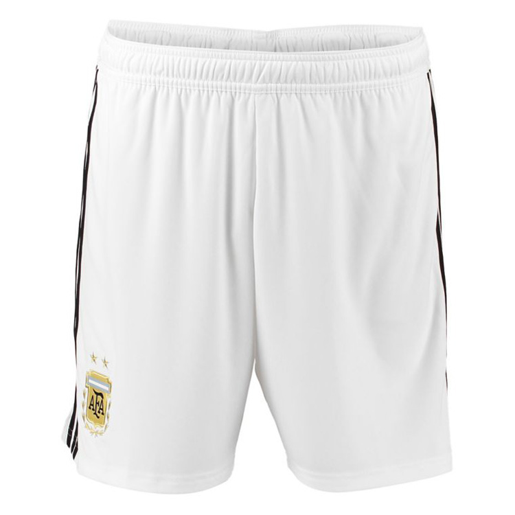Argentina 2018 World Cup Away Soccer Shorts