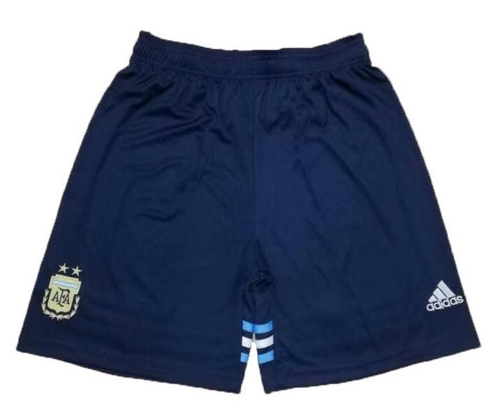 Argentina 2019/20 Home Soccer Shorts