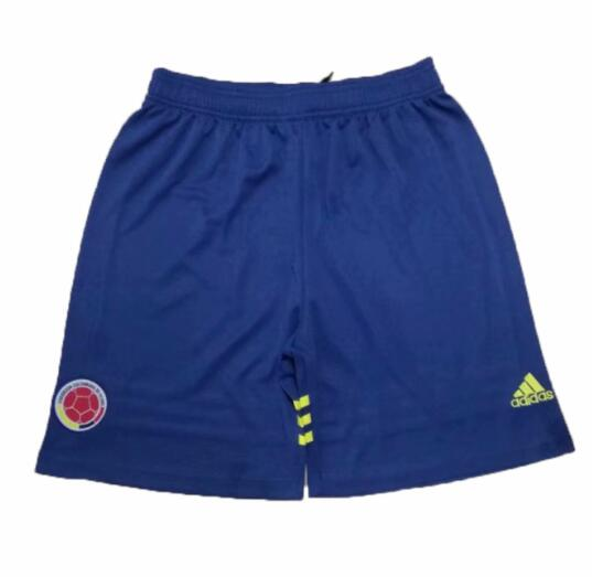 Colombia 2019 Copa America Home Soccer Shorts