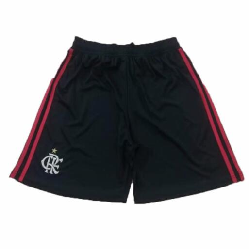 Flamengo 2019/20 Home Soccer Shorts