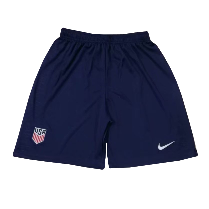 USA 2018 Away Soccer Shorts