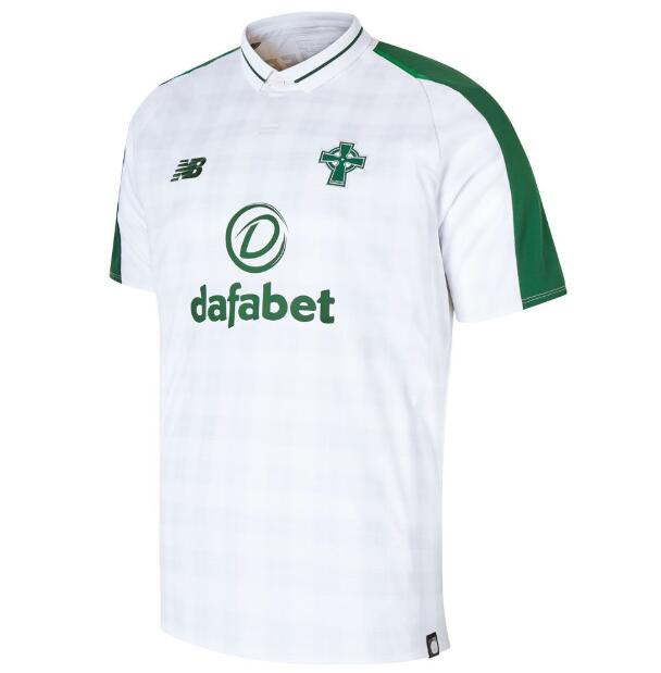Celtic 2018/19 Away Shirt Soccer Jersey