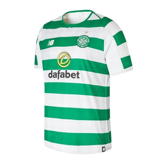 Celtic 2018/19 Home Shirt Soccer Jersey