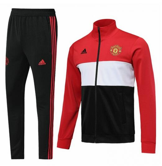 Manchester United 2019/2020 Red N98 Training Suit (Jacket+Trouser)