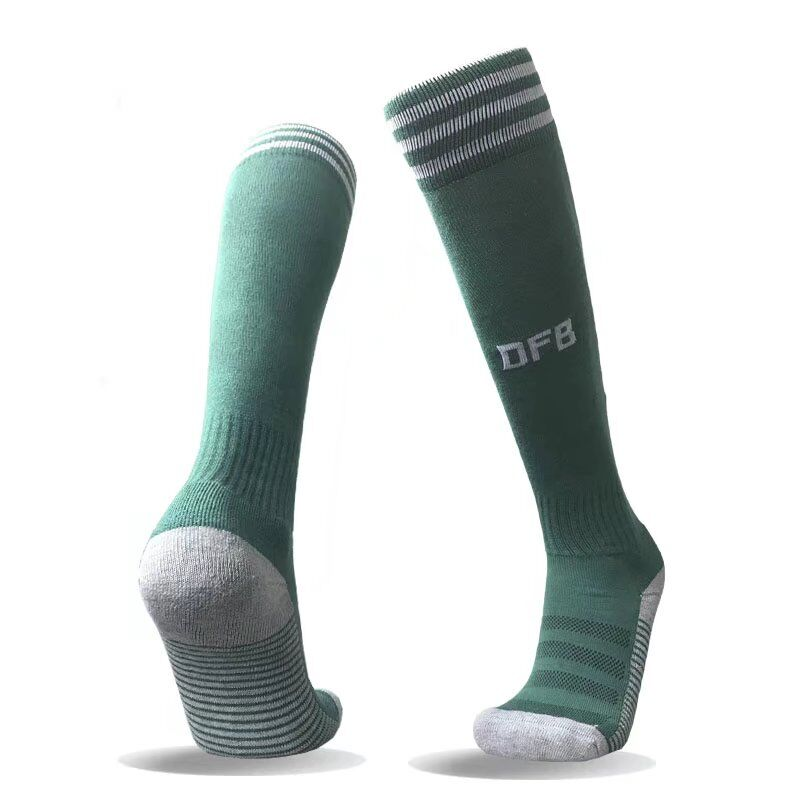 Germany 2018 World Cup Away Green Soccer Socks