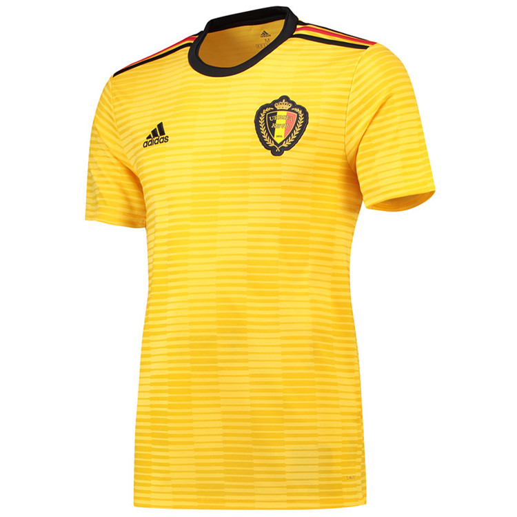 749c19337ab Belgium 2018 World Cup Away Shirt Soccer Jersey