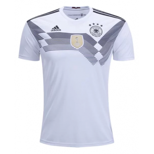 Germany 2018 World Cup Home Shirt Soccer Jersey