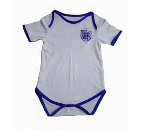 England 2018 World Cup Home Infant Shirt Soccer Jersey Baby Suit