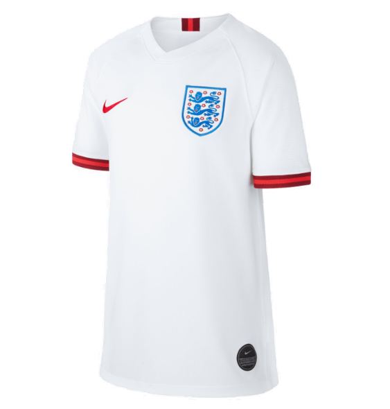 England 2019 FIFA France World Cup Home Women Shirt Soccer Jersey