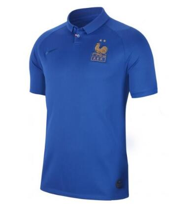 France 2019 World Cup Centenary Shirt Soccer Jersey